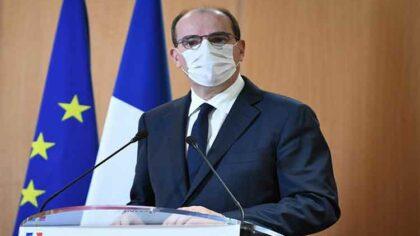 Premierul Frantei, Jean Castex anunta...