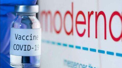 Moderna anunta ca vaccinul sau...
