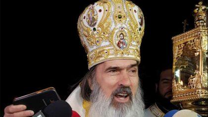 IPS Teodosie: Biserica nu se...