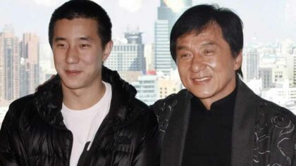 Jackie Chan are o avere...